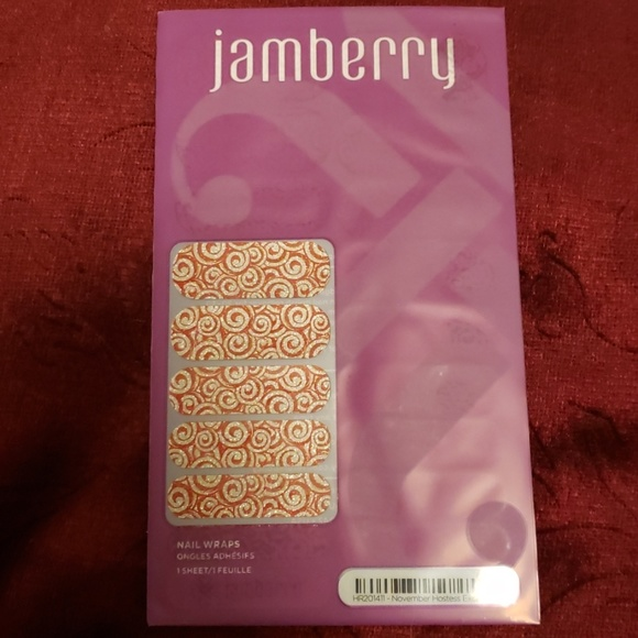 Jamberry Other - Jamberry Nail Wraps Hostess Exclusive